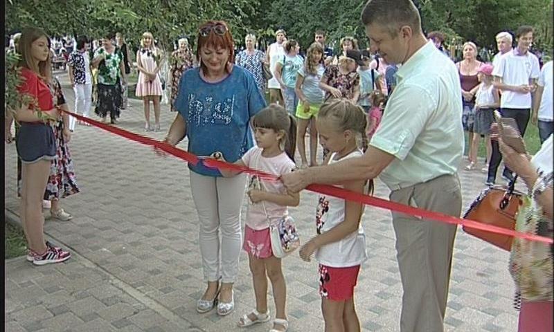 На Спартановке в Волгограде появилась библиотека под открытым небом