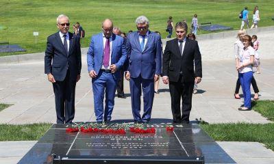 делегация Национального совета Словацкой Республики